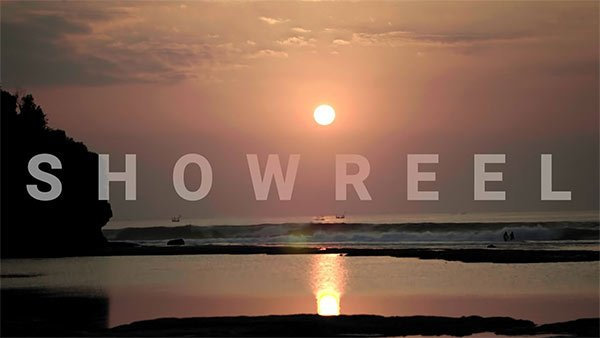 Showreel # Marcel Wassmer